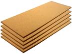 Fijnkorrelige kurktegels (voor productie)