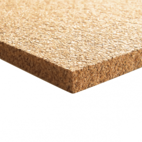 Medium grained cork sheets