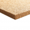 Medium-grained agglomerated cork board 20x640x950mm