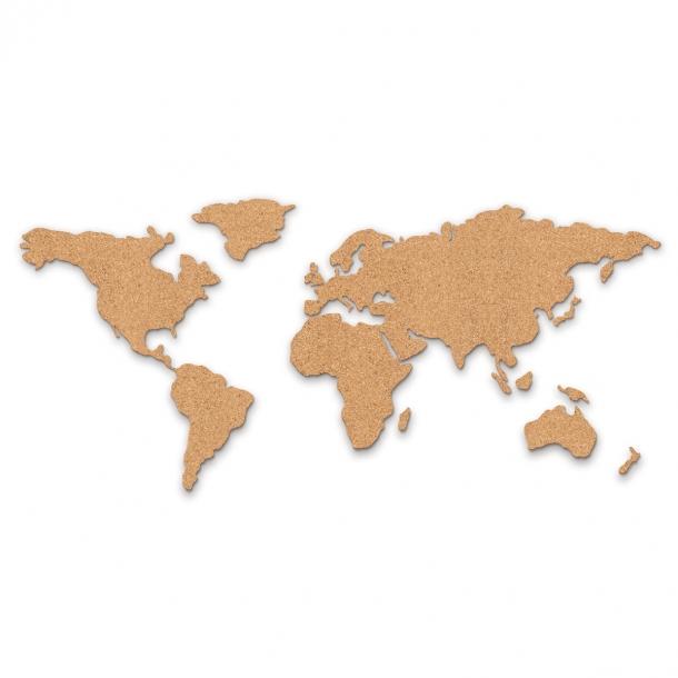Mapamundi de corcho con envo a espaa tienda online mapamundi de corcho world map 80x150cm gumiabroncs Gallery