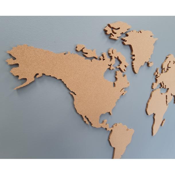 Cartina Mondo In Sughero.Mappamondo Sughero 164x300cm Mappamondo Sughero Cartina Mondo Sughero Globi Di Sughero Esperti Di Sughero Naturale