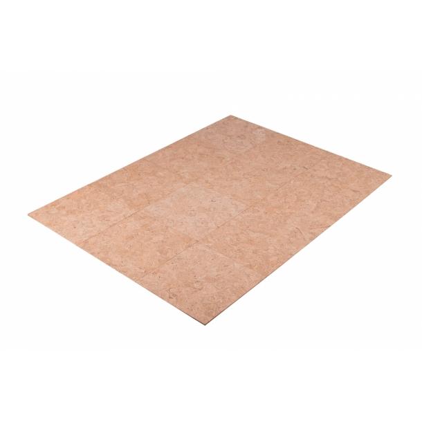korkfu boden korkparkett buenos aires 3 2x300x300mm roh preis pro 0 99m2. Black Bedroom Furniture Sets. Home Design Ideas
