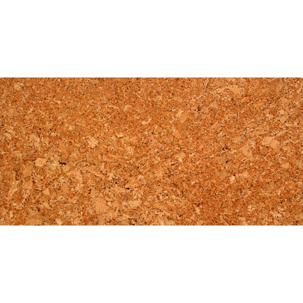 Decorative cork wall tiles TRIPOLI 3x300x600mm - package 1,98 m2