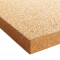 Moderating cork mats 15x635x945mm to protect against geopathic radiation