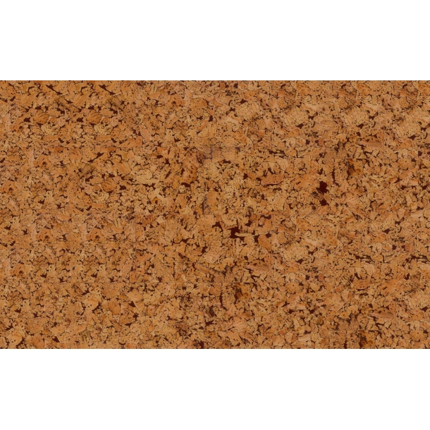 Decorative cork wall tiles HAWAI BROWN 3x300x600mm - package 1,98 m2