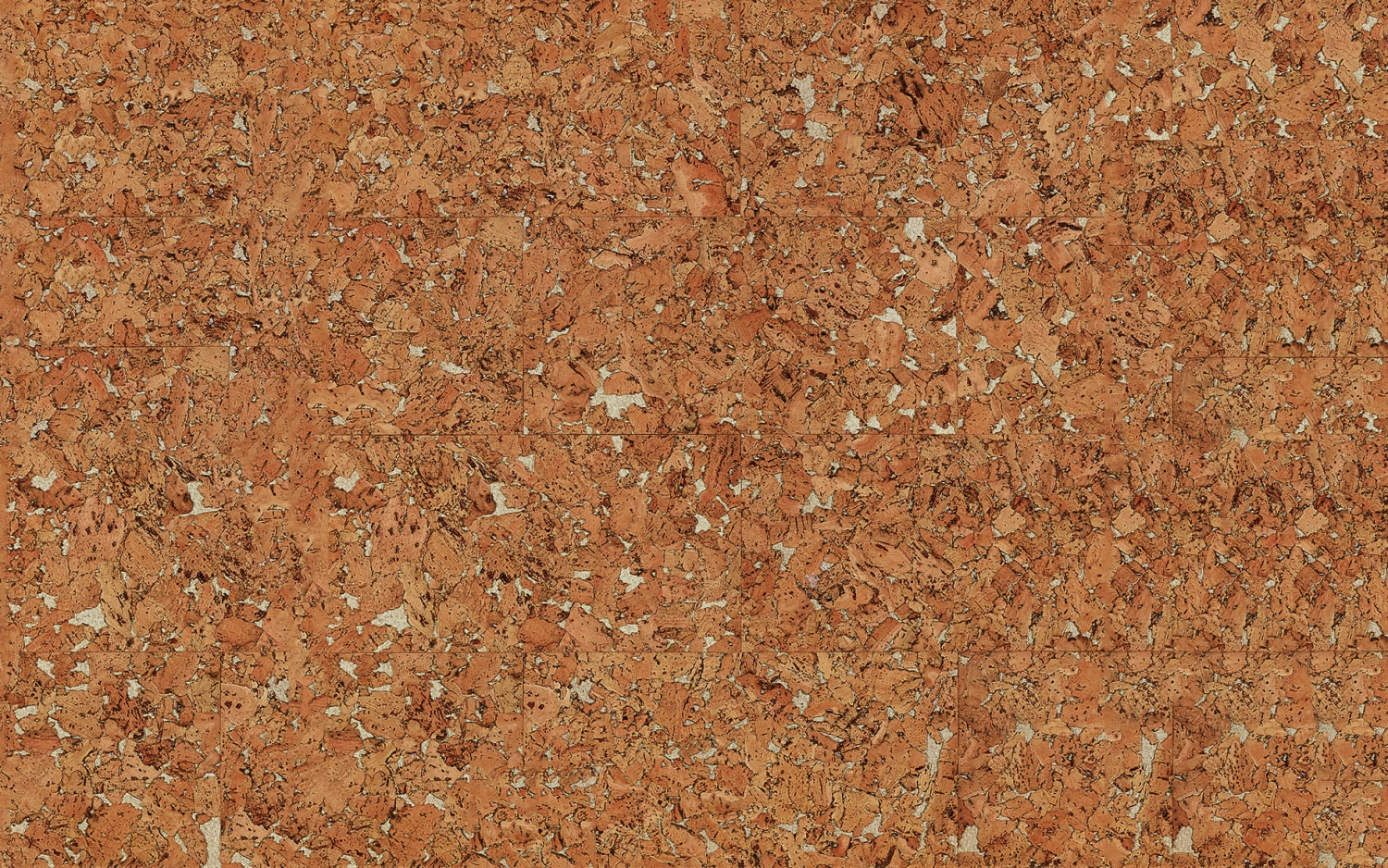 Decorative Cork Wall Tiles Hawai Beige 3x300x600mm