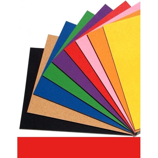tableau affichage li ge mural autocollant color rouge 10x635x940mm. Black Bedroom Furniture Sets. Home Design Ideas