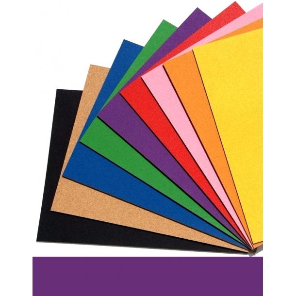 tableau affichage li ge mural autocollant color violet 10x635x940mm. Black Bedroom Furniture Sets. Home Design Ideas