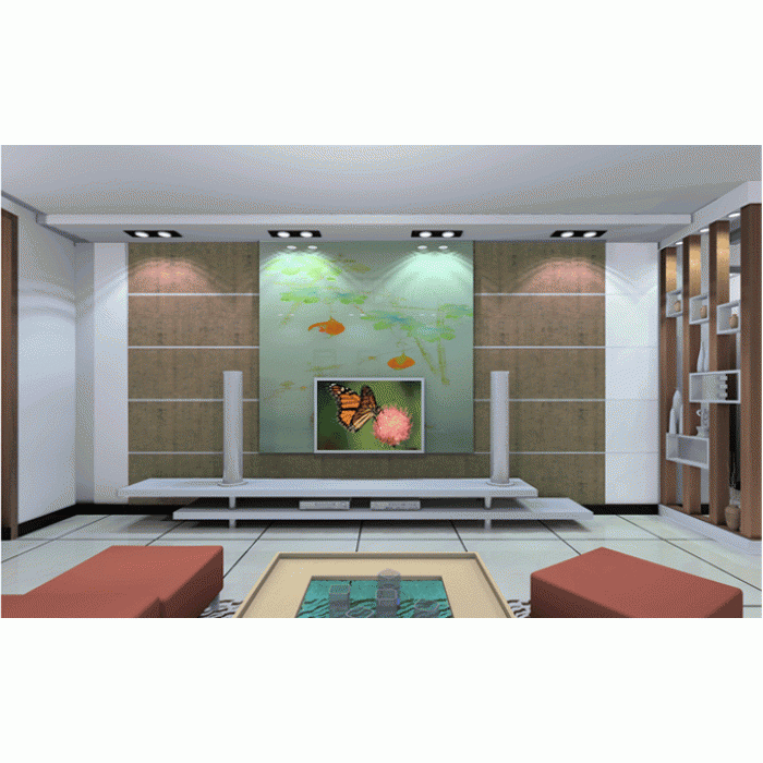 plaque de liege mural d coratif bamboo toscana 3x300x600mm colis 1 98 m2. Black Bedroom Furniture Sets. Home Design Ideas