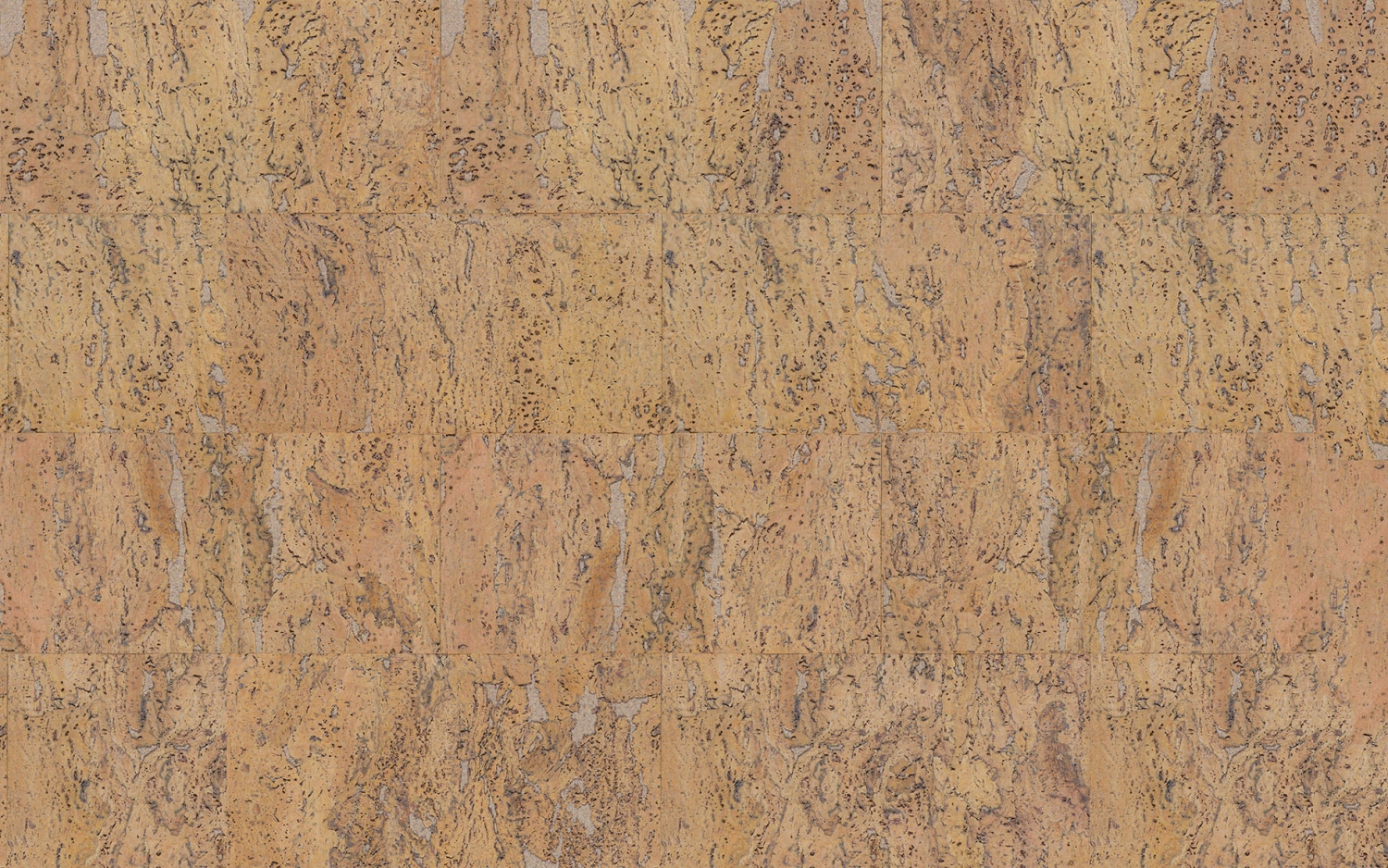 Cork Wall Stone Art Oyster 600x300 Mm Pack Of 11 1 98m2