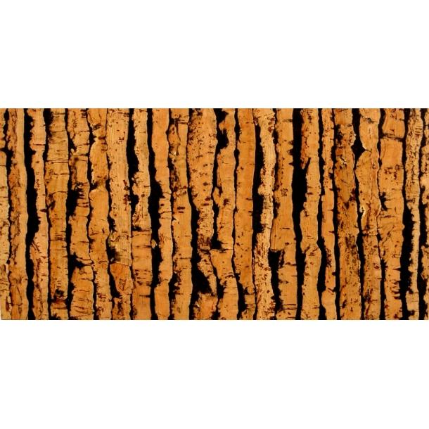 plaque de liege mural d coratif tigre 3x300x600mm colis 1 98 m2. Black Bedroom Furniture Sets. Home Design Ideas