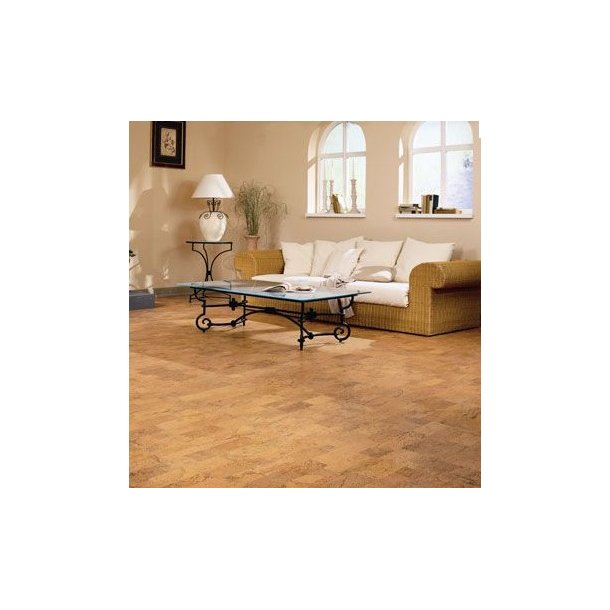 Glue down cork floor tiles Wicanders Harmony prePU 6x300x600mm - 1,98 m2