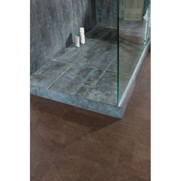 Glue down cork floor tiles Wicanders Tea prePU 6x300x600mm - 1,98 m2