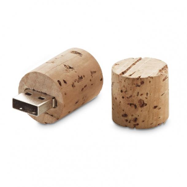32GB Wine Natural Cork Stopper Shape USB Flash Drive Memory Sticks Pendrive