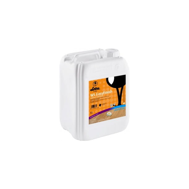 Semi-matt varnish for cork floors and cork walls WS EasyFinish 1L (Wicanders W-700)
