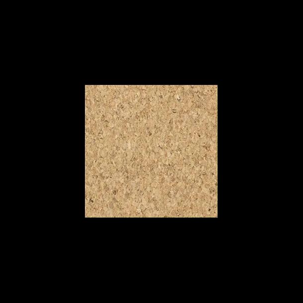Corkoleum GRIT 3mm x 1,4m x 5,5m - natural cork flooring roll - Price per 7,7m2 (roll)