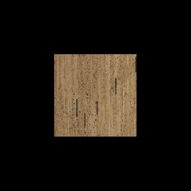 Corkoleum TRINITY 3mm x 1,4m x 5,5m - natural cork flooring roll - Price per 7,7m2 (roll)