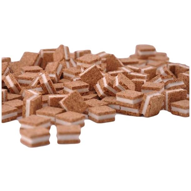 Cork pads 2x16x18mm in roll