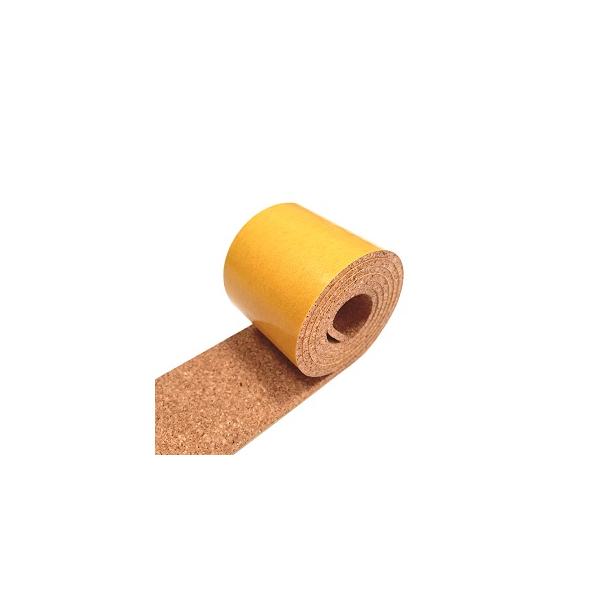 Self adhesive cork strip 3mm x 100mm x 30m