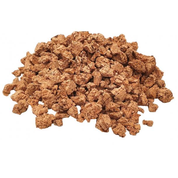 Granulated cork 10 - 50 mm - 15kg (100 liters) - BESTSELLER!
