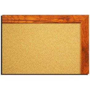 AGED OAK MDF framed cork boards