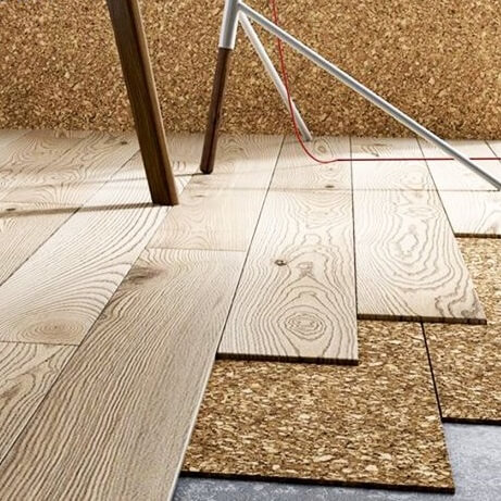 Cork Underlayment Underlay For Flooring Cheap And Fast Shipping