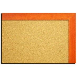 Calvados MDF framed cork boards