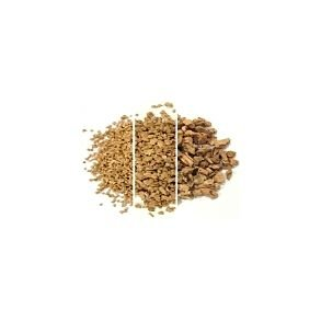 Cork granules (granulated cork)