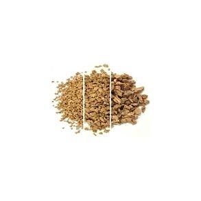 Kork granulat