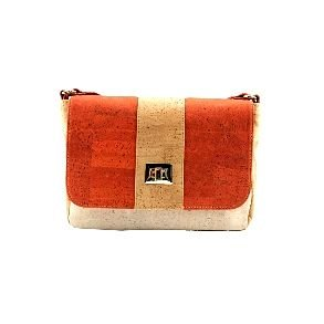 Natural cork handbags & wallets