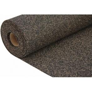 Rubber cork material