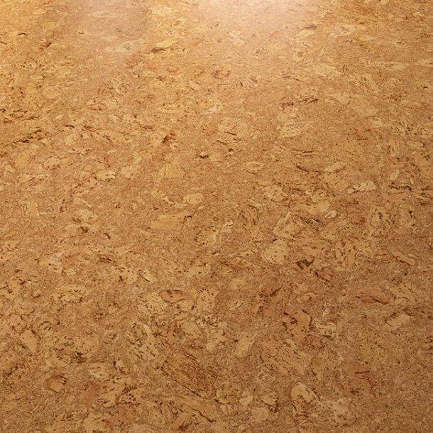 Glue down cork floor tiles BRAGA 4x300x300mm (mat varnish) - Price per 0,81m2
