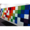 Self adhesive GREY cork board wall 5x455x610mm