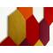 Dekorative selbstklebende Wandkork Korkplatten DECORK