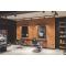 Decorative NATURAL 3D STRIPES cork wall tiles - BESTSELLER!