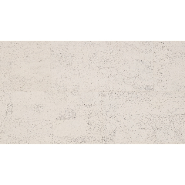 Decorative cork wall tiles MALTA MOONLIGHT 3x300x600mm - package 1,98 m2