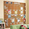 Self adhesive NATURAL cork board wall 10x635x940mm
